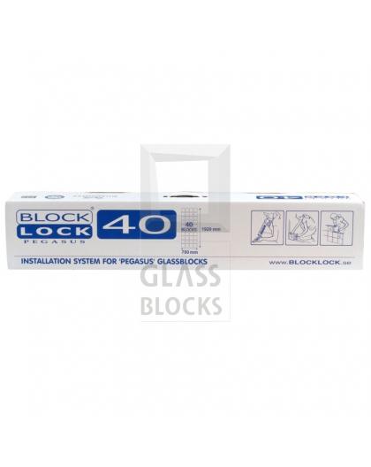 BLOCK LOCK Pegasus 40 montážní sada