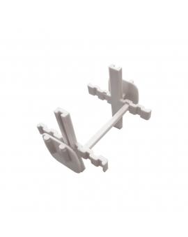 Distanční křížek 10 mm / 8 cm