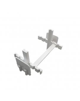 Distanční křížek 10 mm / 10 cm