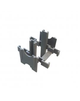 Distanční křížek 10 mm / 5 cm