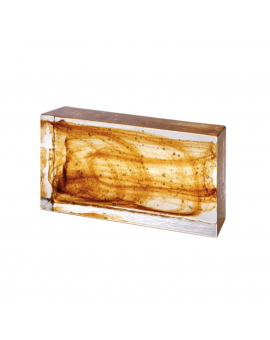 Glass Brick AMBER