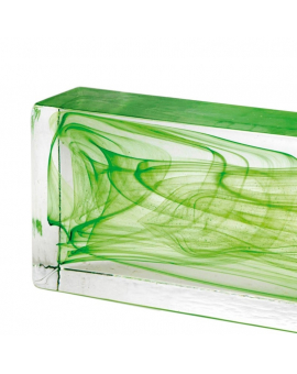 GREEN Glass Brick