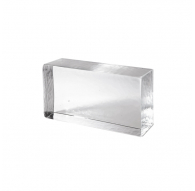 Neutral Crystal Brick